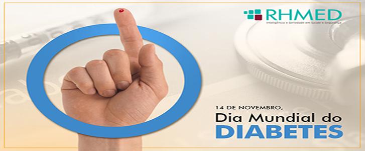 O Dia Mundial do Diabetes tem como objetivo alertar sobre a prevenção e o controle do diabetes. A doença acomete cerca de 14 milhões de pessoas no Brasil.