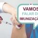 Abril e maio foram especialmente importantes para o calendário de vacinação no país, com campanhas contra sarampo e gripe. Referência em imunização...