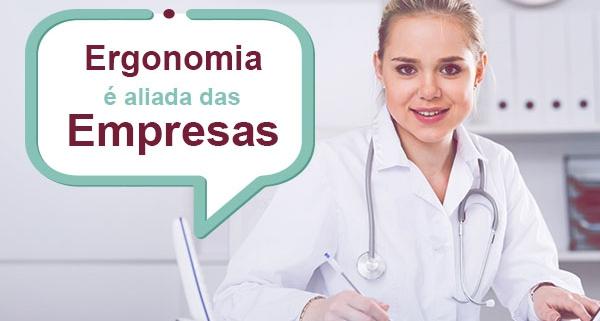 Ergonomia é aliada das empresas bem-estar não é um conceito subjetivo. Para tornar o ambiente de trabalho confortável e seguro são necessária...